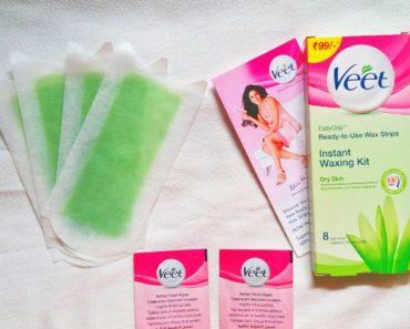 Veet Instant Waxing Kit For Dry Skin 4
