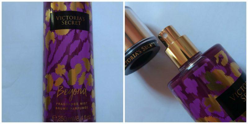 Victoria's Secret Beyond Fragrance Mist Review 2