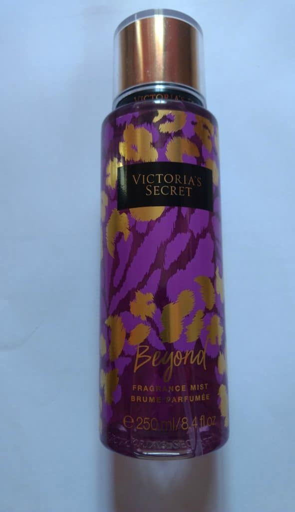 Victoria's Secret Beyond Fragrance Mist Review 3