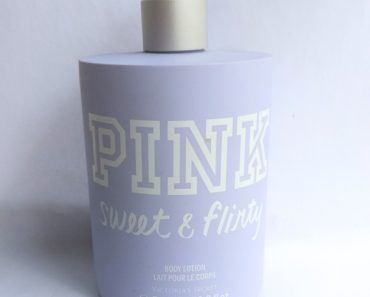 Victoria's Secret Sweet And Flirty Body Lotion