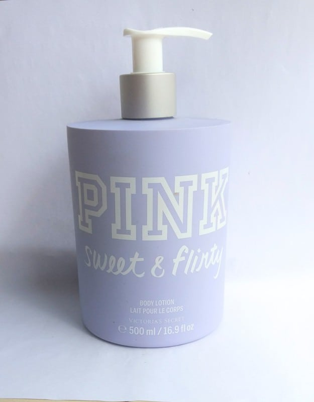 victoria secret sweet and flirty lotion Shop from the world's largest selection and best deals for victoria's secret butter body lotions & moisturisers victoria's secret pink sweet & flirty lotion.