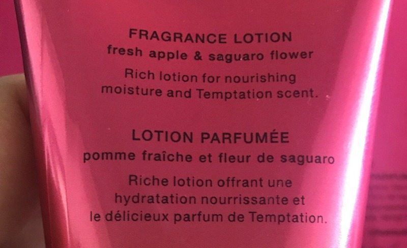 45294bd138 Victoria s Secret Temptation Fragrance Lotion Review (4)