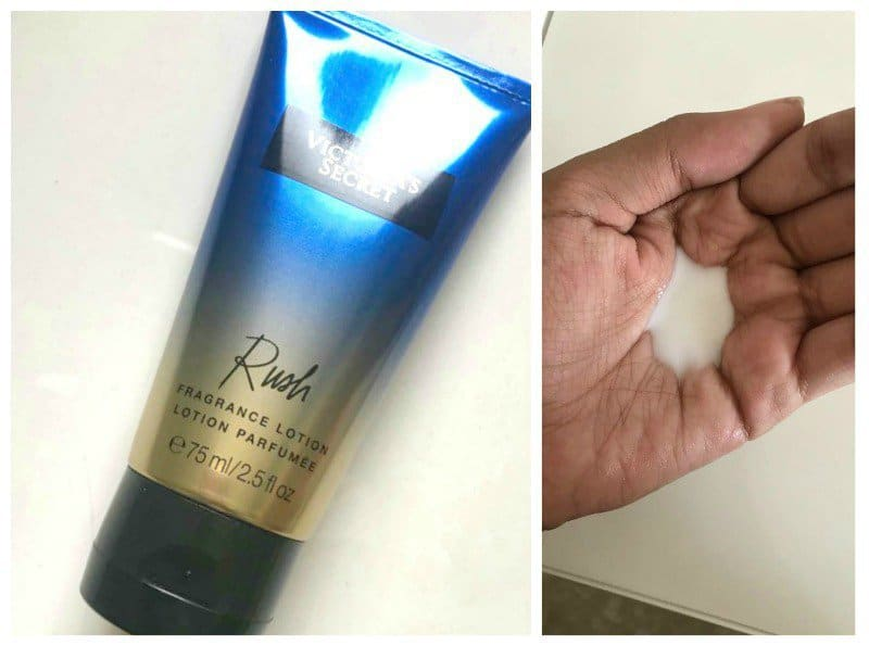 Victoria Secret Rush Lotion