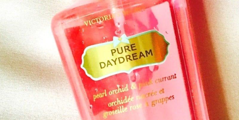 Victoria's Secret Pure Daydream Body Mist Review 4