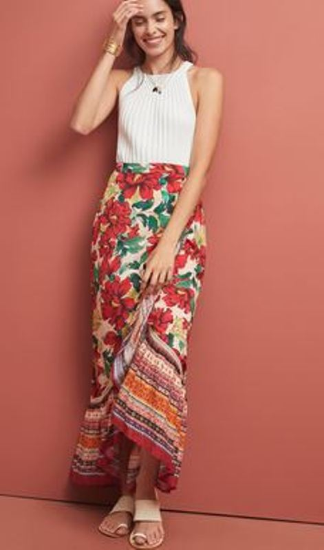 Wrapped Skirt