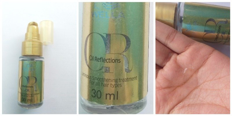 Wella Oil Reflections Luminous Smoothing Treatment