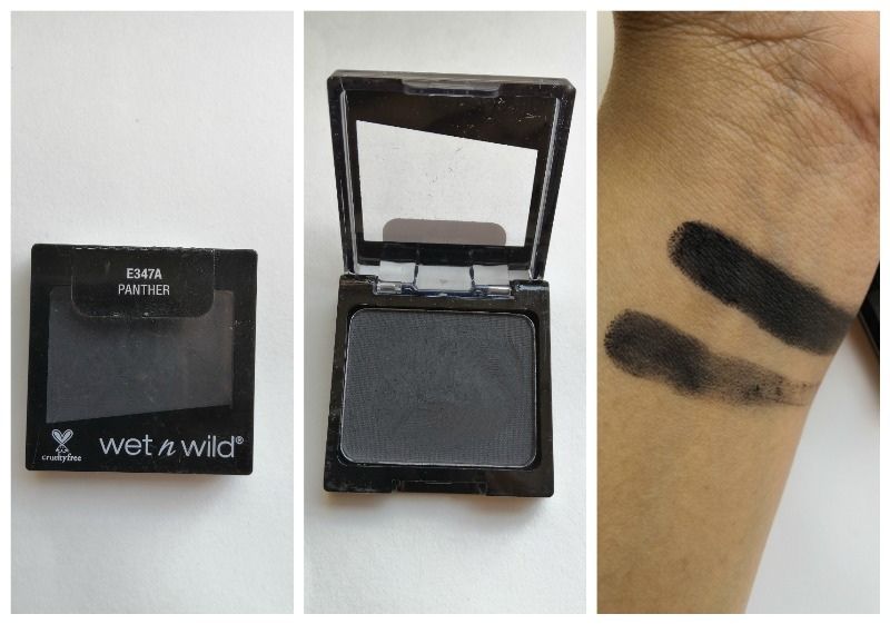 Wet N Wild Color Icon Eyeshadow Single Panther