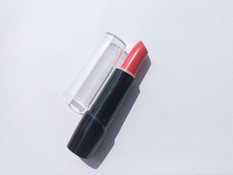 Wet N Wild Satin Finish Lipstick Hot Paris Pink 1