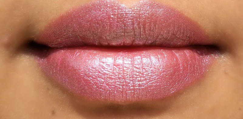 Wet N Wild Satin Finish Lipstick Pink Ice