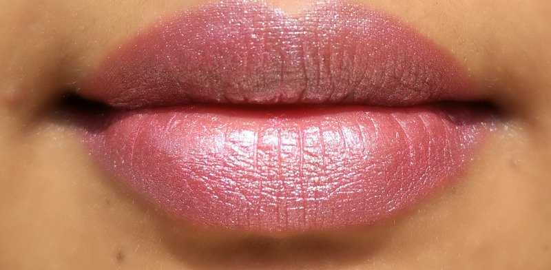 Wet N Wild Satin Finish Lipstick Pink Ice  5