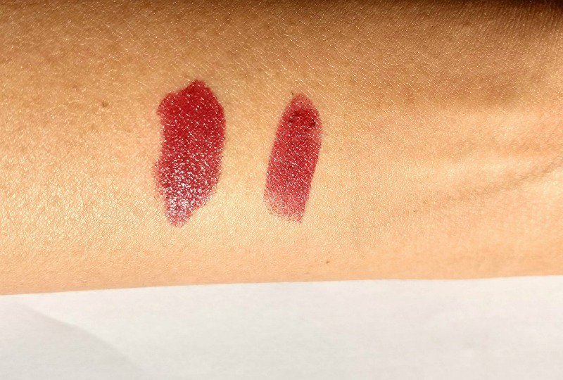 Wet N Wild Silk Finish Lipstick Dark Wine