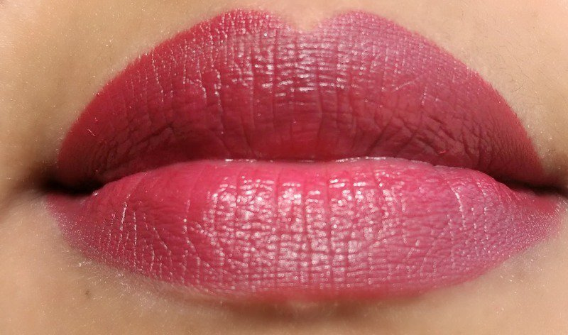 Wet N Wild Silk Finish Lipstick Dark Wine 3