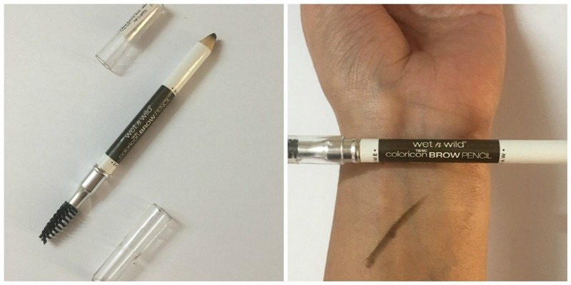 Wet and Wild Color Icon Brow Pencil Brunette Do It Better