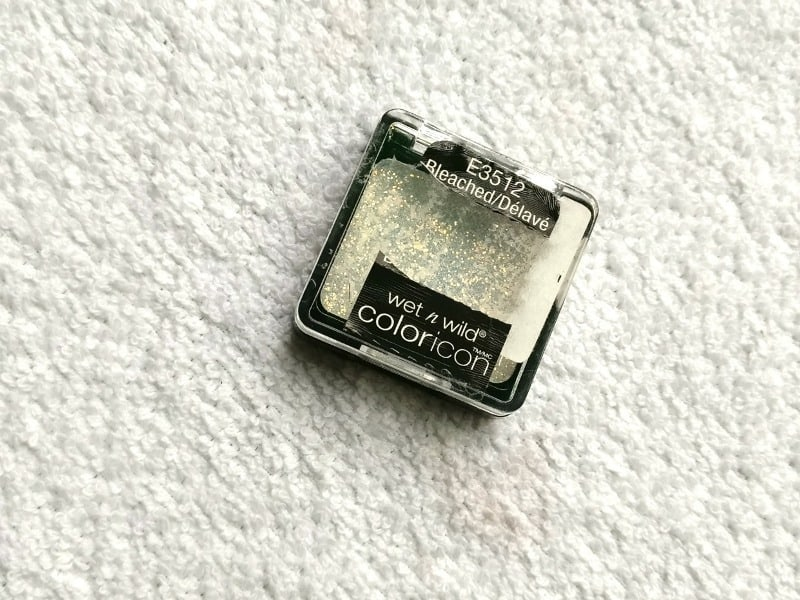 Wet n Wild Color Icon Glitter Single Bleached 1