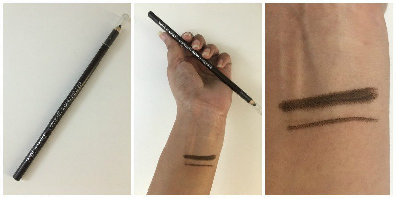 Wet n Wild Color Icon Kohl Liner Pencil Simma Brown Now