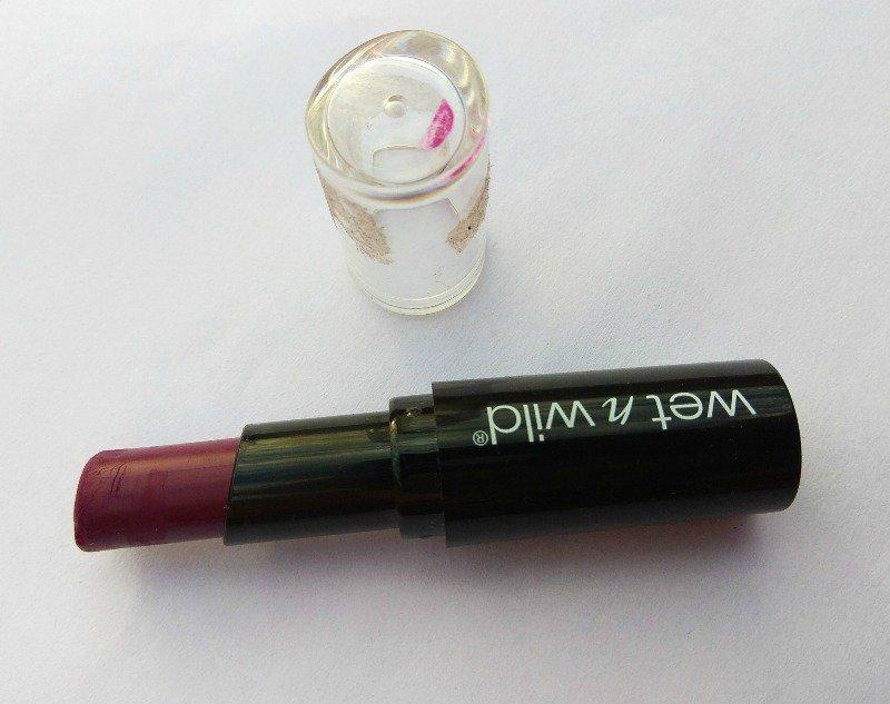wet n wild megalast lip color sugar plum fairy review