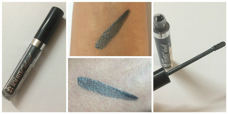 Wet n Wild Megalast Catsuit Liquid Eyeshadow Gun Metal