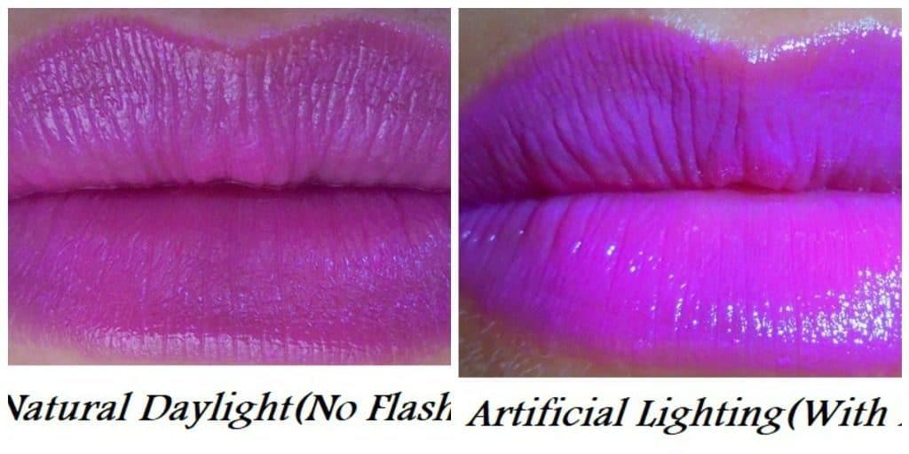 Wet n Wild Silk Finish Lipstick Nouveau Pink  1