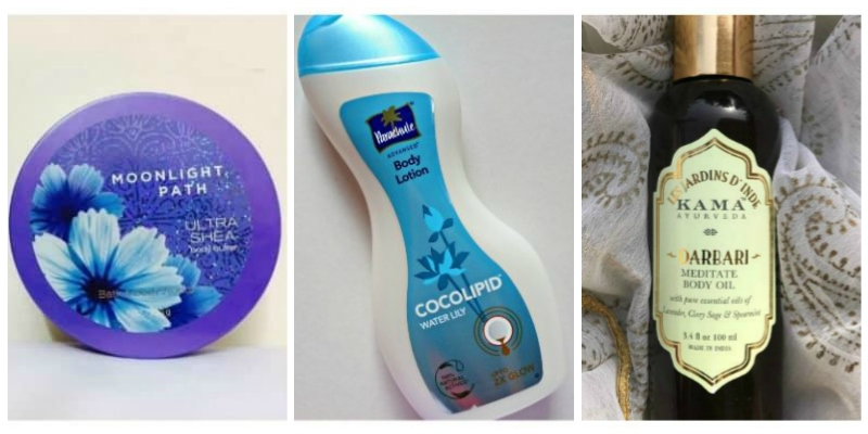 What is the Difference between Body Lotion , Body Butter and Body Oil