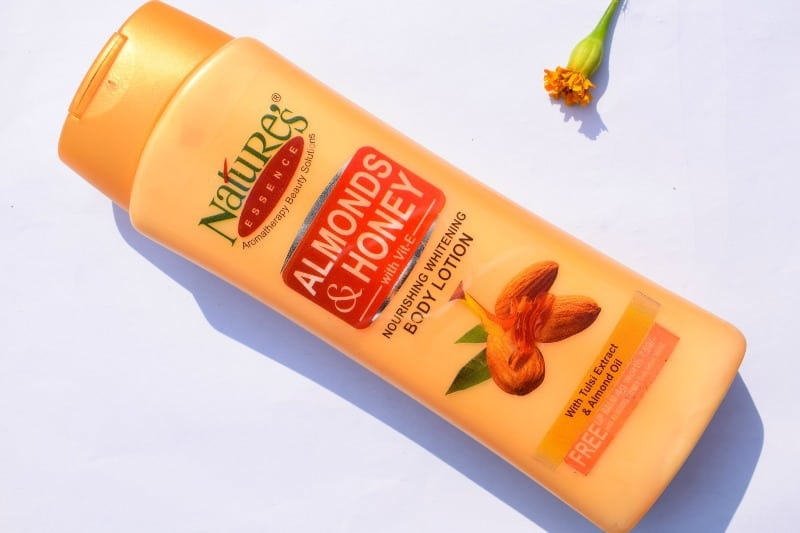 Whitening Body Lotion : Nature's Essence Almond and Honey