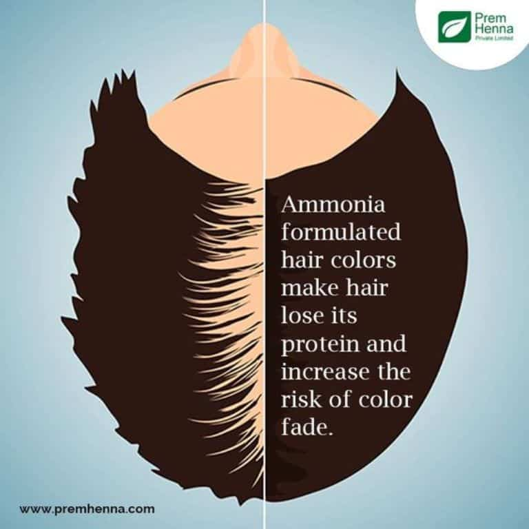 Is Ammonia Bad For Your Hair Ammonia Free Hair Color Brands