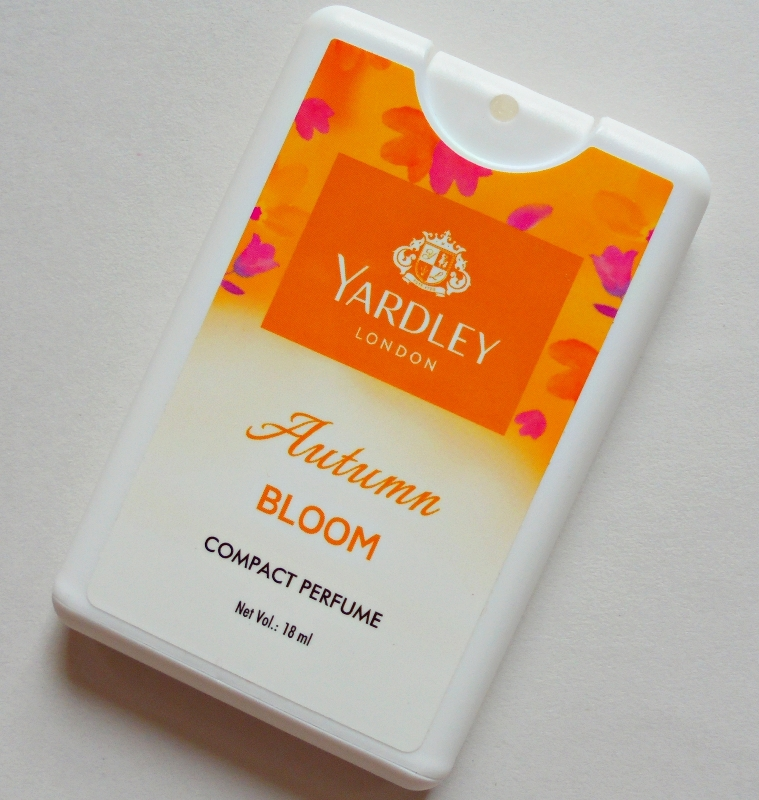 Yardley London Autumn Bloom Compact Perfume