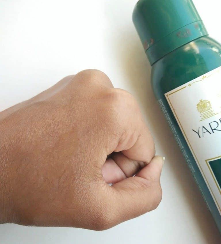 Yardley London Jasmine Refreshing Body Spray Review