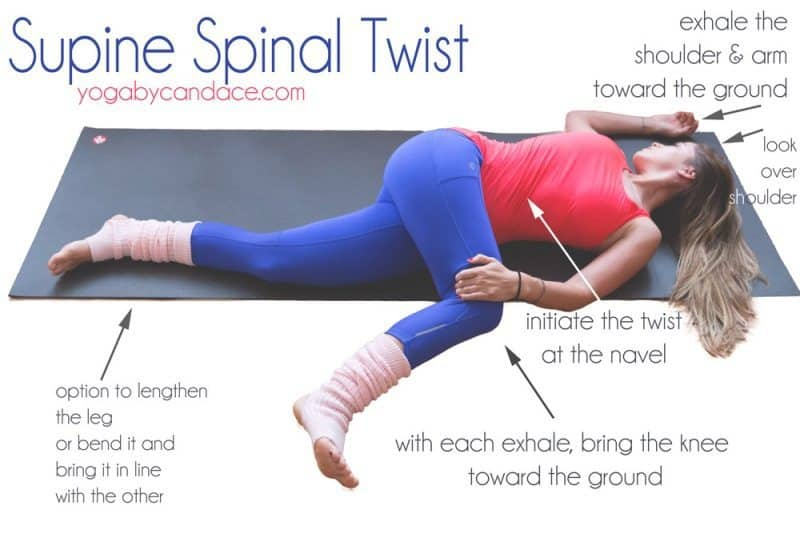 Yoga Poses for Lower Back Pain 1