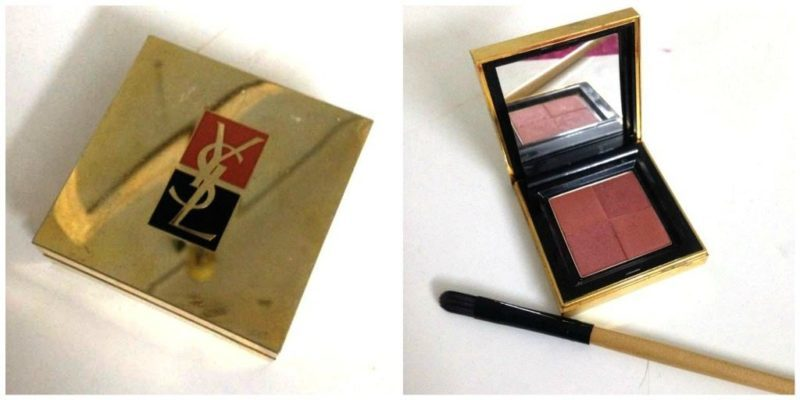 Yves Saint Laurent Blush Variation Cinnamon Rose Review 1