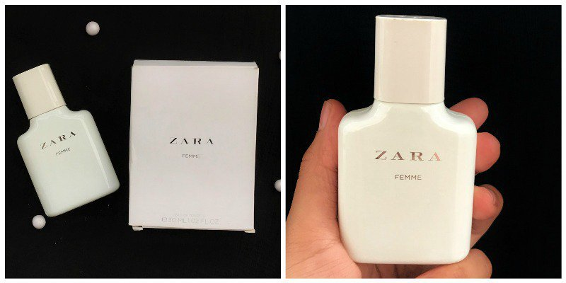 Zara Femme Eau De Toilette Review