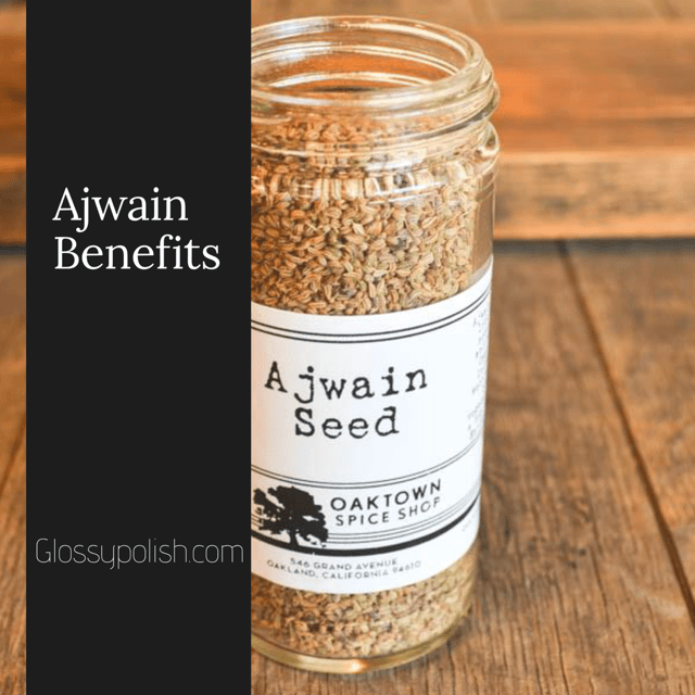 ajwain benefits