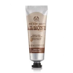 The Body Shop Almond Hand and Nail Cream: