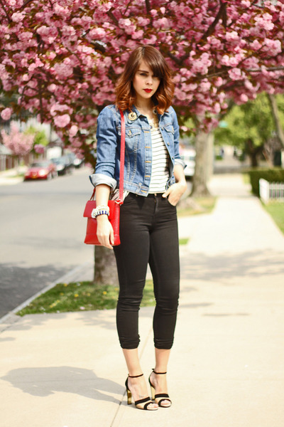 How to Style a Denim Jacket ? 3