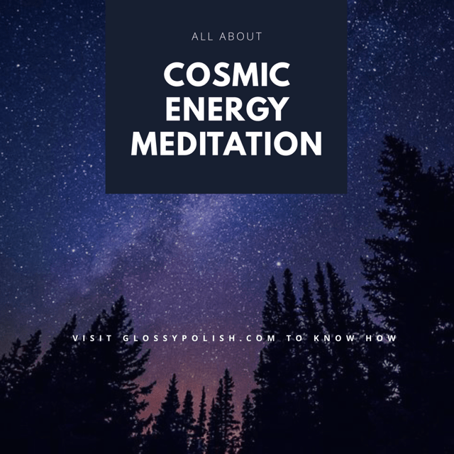 cosmic energy meditation