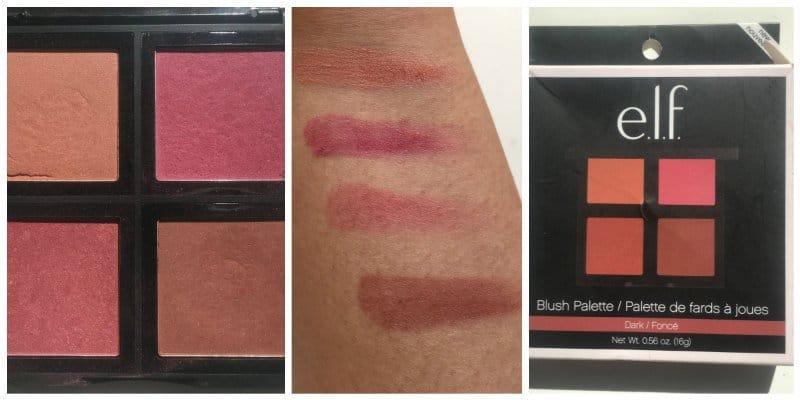 e.l.f Blush Palette Dark