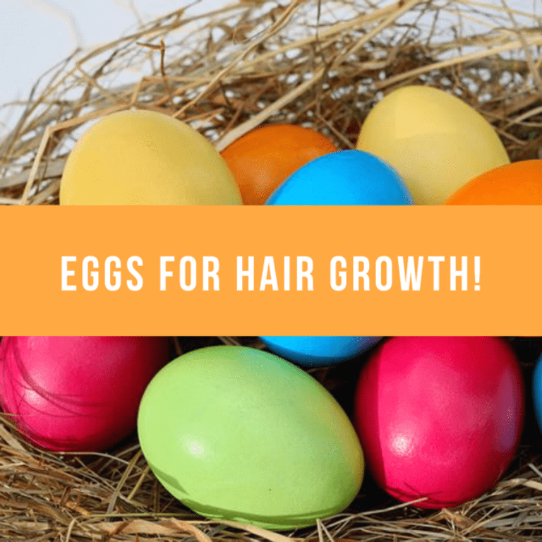 egg for hair growth