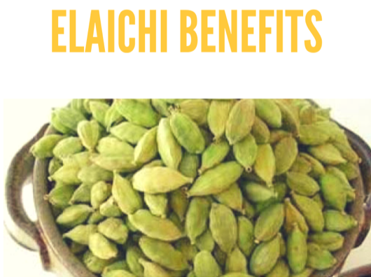 elaichi benefits
