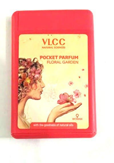 VLCC Pocket Parfum Floral Garden