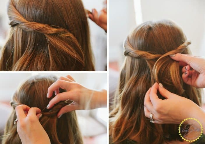 ways to style hair with bobby pins http www glossypolish 1057