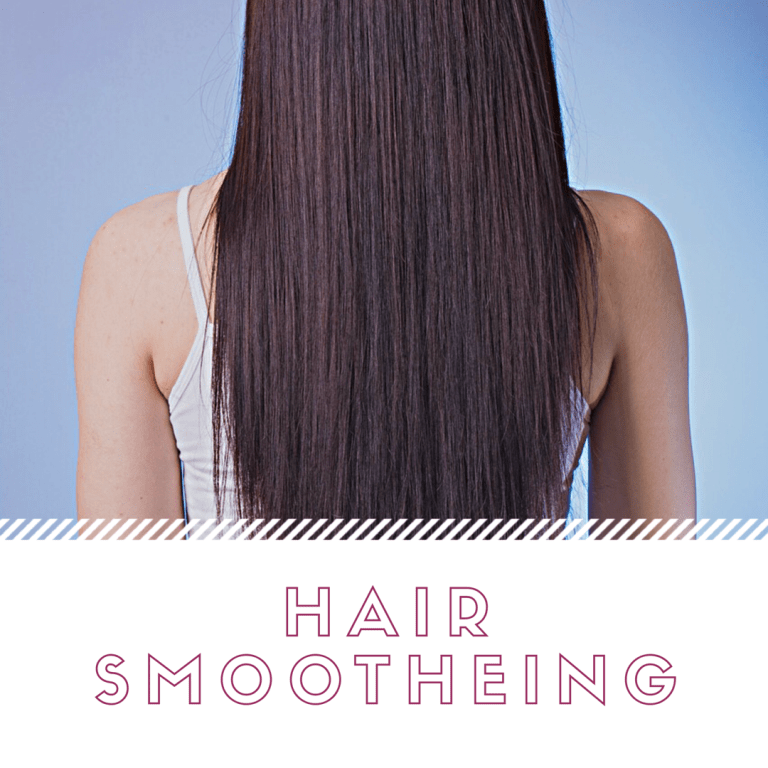 Hair Smoothening