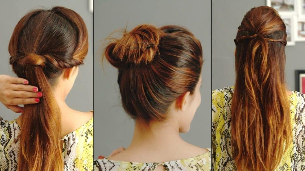 What are Simple Hairstyles For Girls ?