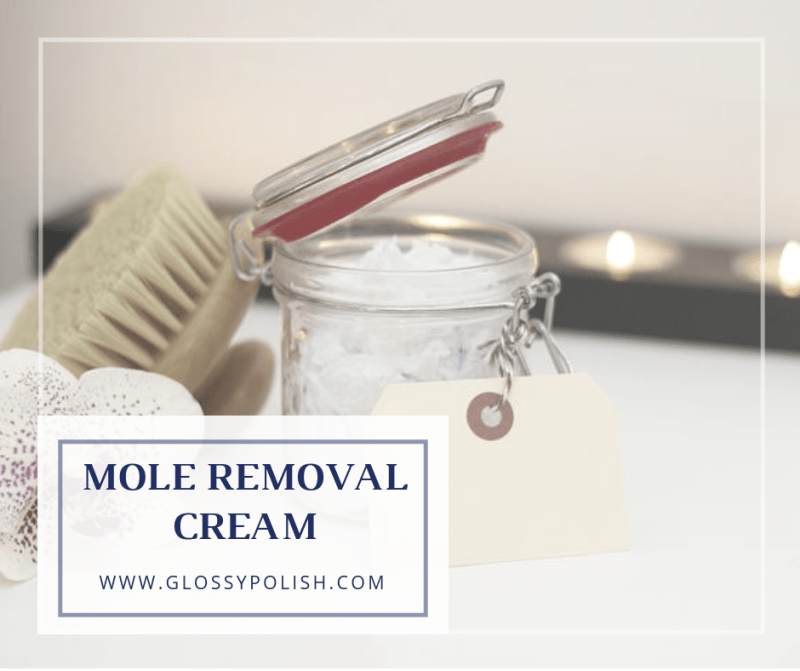 Mole Removal Cream