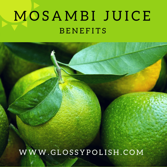 mosambi juice benefits