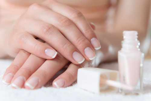 You Will Love these French Manicure Ideas 2019 ! 8